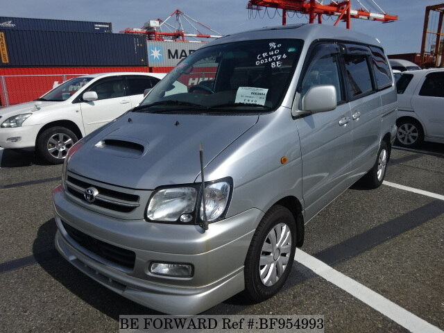 Used 2001 TOYOTA TOWNACE NOAH SUPER EXTRA LIMO NAVI SPECIAL KH-CR40G ... 54bfb9937ec