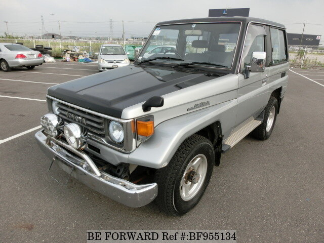 About This 1993 TOYOTA Land Cruiser (Price:$5,259)
