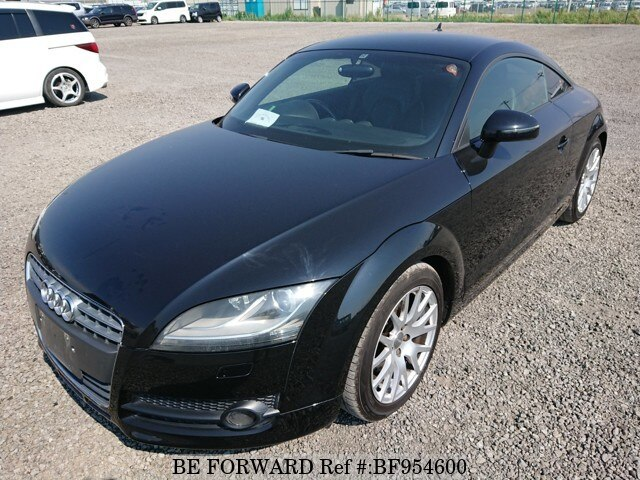 Used AUDI TT TFSIABAJBWA For Sale BF BE FORWARD - 2006 audi tt