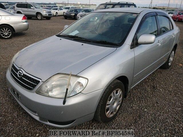 About This 2002 TOYOTA Corolla Sedan (Price:$1,600)