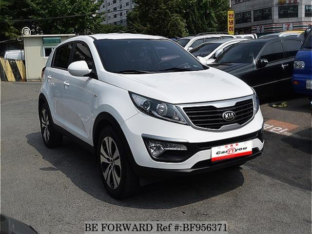 About This 2013 KIA Sportage (Price:$12,264)