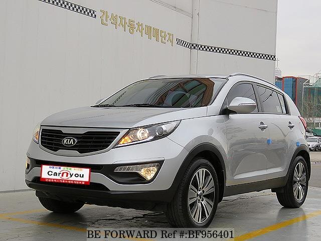 About This 2013 KIA Sportage (Price:$11,572)