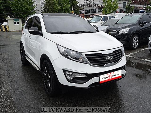 About This 2013 KIA Sportage (Price:$11,388)