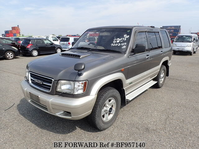 Used 1998 ISUZU BIGHORN/KH-UBS73GW for Sale BF957140 - BE