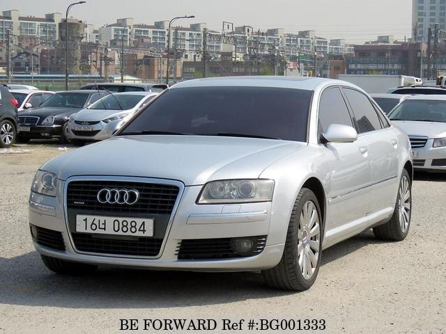 Used AUDI AQuattro For Sale BG BE FORWARD - 2006 audi a8