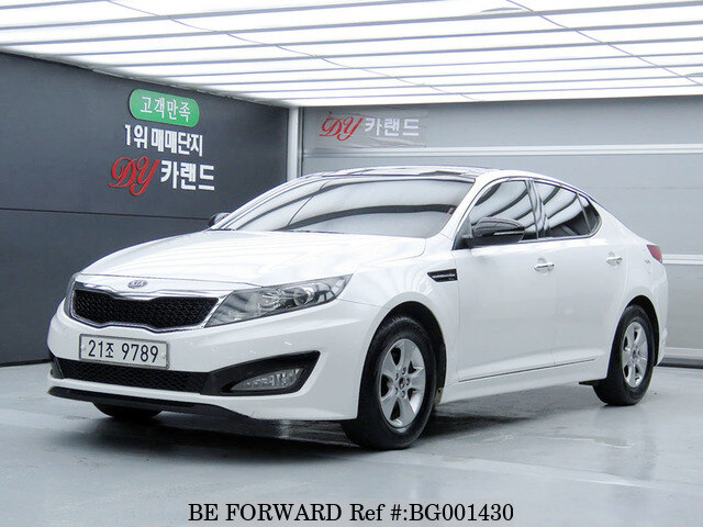 About This 2011 KIA K5 (Optima) (Price:$8,785)