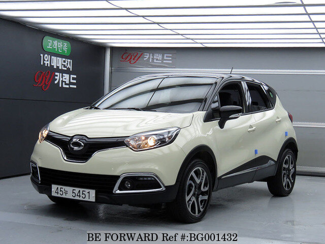 Renault samsung qm 3