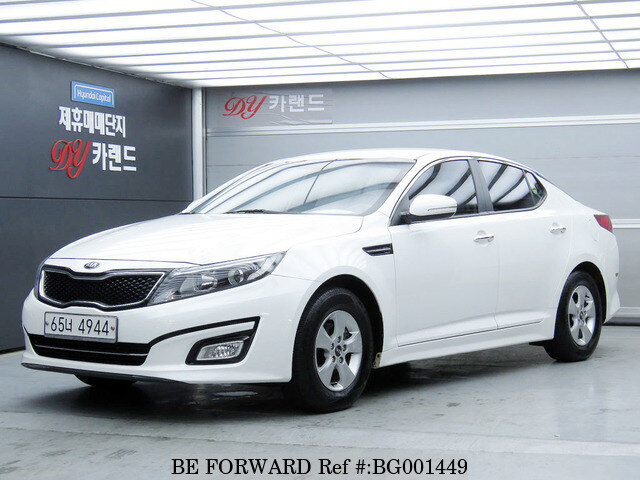 About This 2014 KIA K5 (Optima) (Price:$7,883)