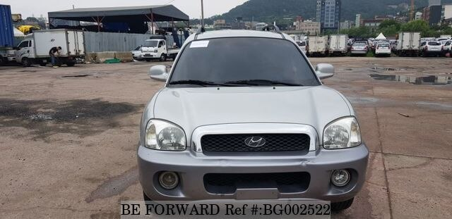 About This 2005 HYUNDAI Santa Fe (Price:$1,550)