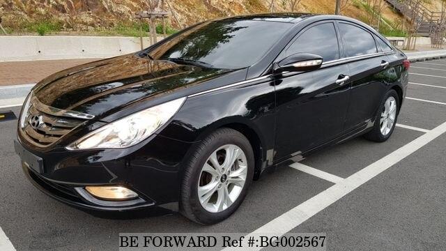 Used 2011 HYUNDAI SONATA BG002567 For Sale