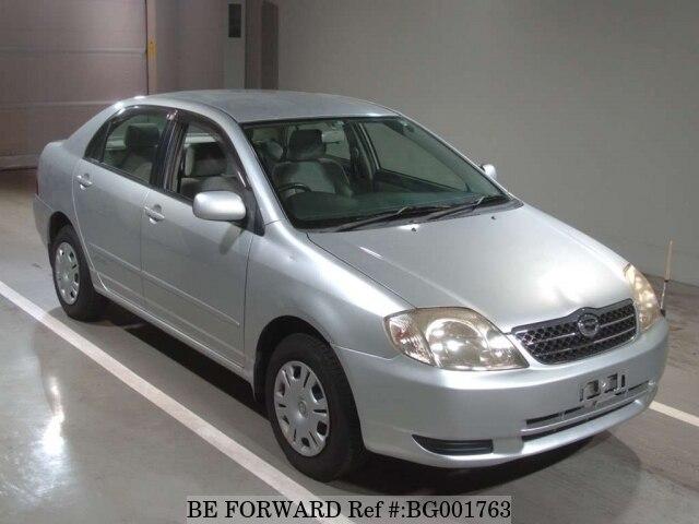 2001 TOYOTA. Corolla Sedan