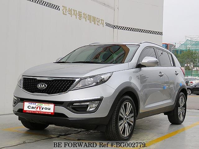About This 2014 KIA Sportage (Price:$11,321)