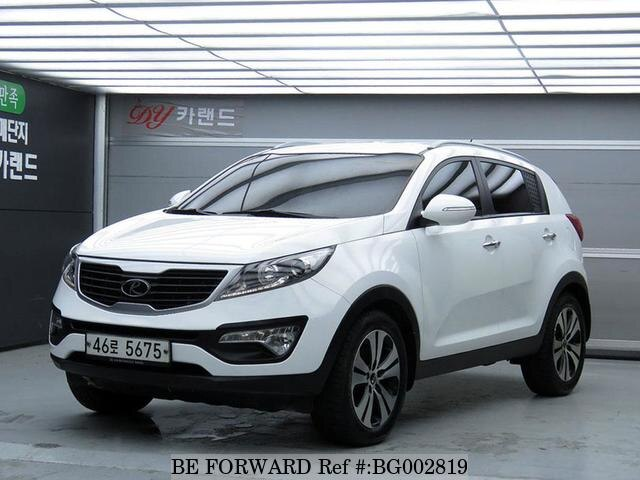 Charming About This 2013 KIA Sportage (Price:$12,898)