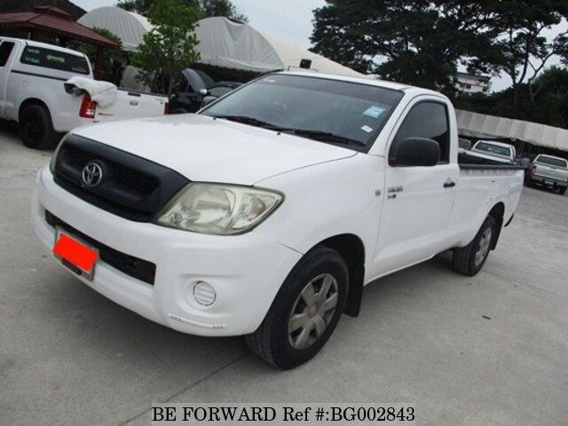 Used 2009 Toyota Hilux 25kun15r Trmdyt For Sale Bg002843 Be Forward