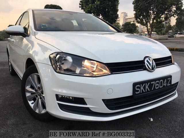 Used 2013 VOLKSWAGEN GOLF 14Tsi/Golf7 for Sale BG003323 - BE FORWARD