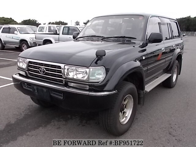 Used 1993 TOYOTA LAND CRUISER BF951722 For Sale