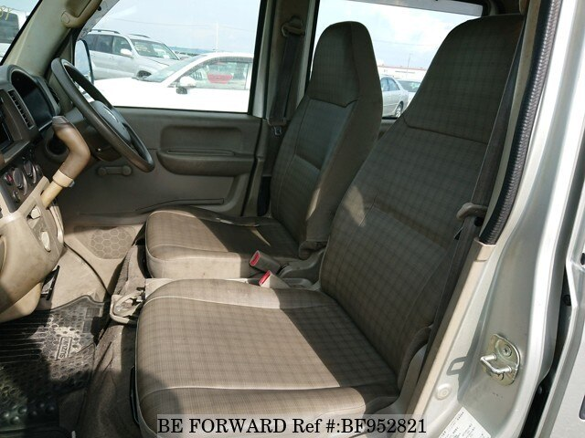 Used 2010 SUZUKI EVERY/EBD-DA64V for Sale BF952821 - BE FORWARD