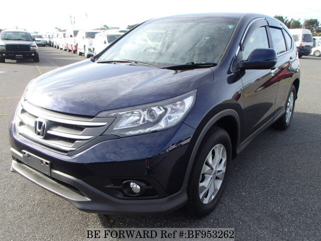 About This 2013 HONDA CR V (Price:$10,357)