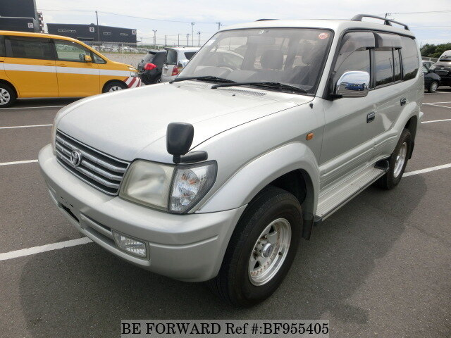 Used 2000 TOYOTA LAND CRUISER PRADO BF955405 For Sale