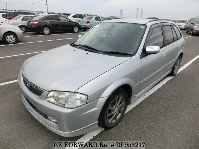 Used 2000 Mazda Familia S Wagon Gf Bj5w For Sale Bf955217 Be Forward