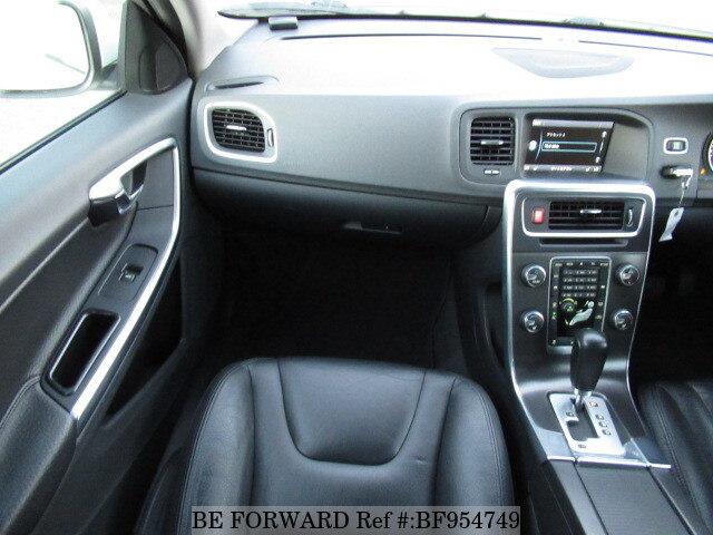 Used 2011 VOLVO S60 DRIVE E/DBA-FB4164T for Sale BF954749