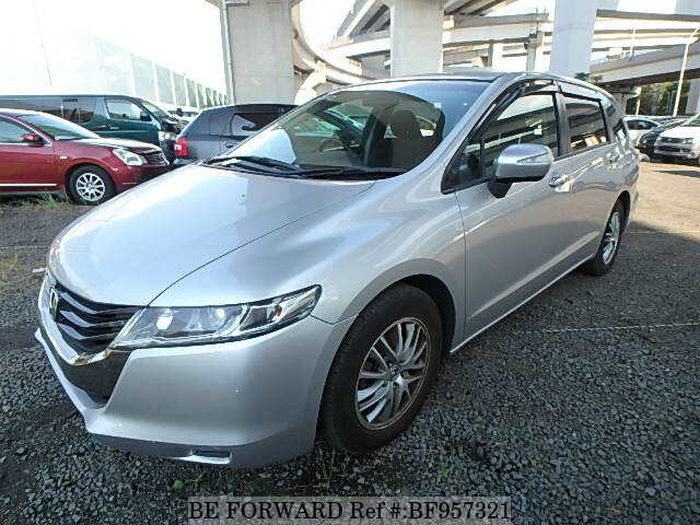 Used 2011 HONDA ODYSSEY BF957321 For Sale