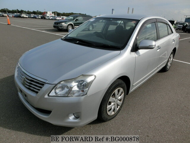 Used 2009 TOYOTA PREMIO BG000878 for Sale