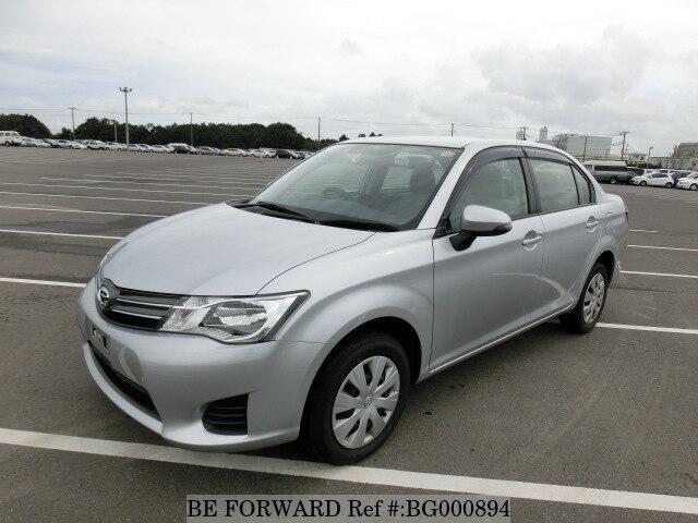 Used 2013 Toyota Corolla Axio Dba Nze164 For Sale Bg000894 Be Forward