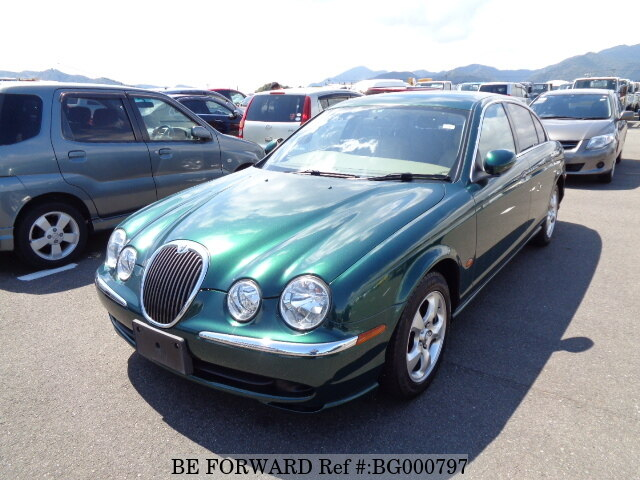 Superb About This 2003 JAGUAR S Type (Price:$693)