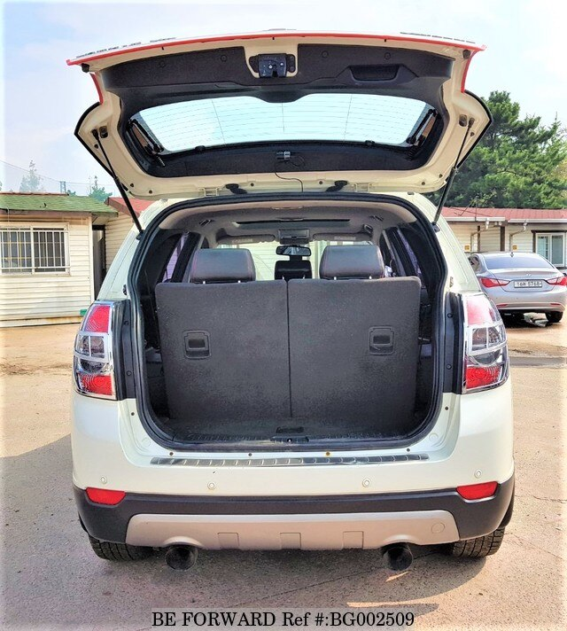 Used Chevrolet Captiva: Used 2008 CHEVROLET CAPTIVA SUNROOF+2ABGS+PW SEAT+MONITOR