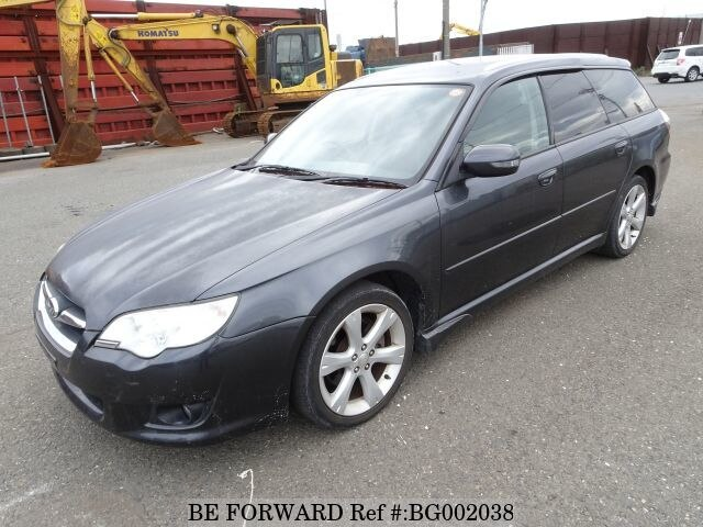Used 2008 SUBARU LEGACY TOURING WAGON BG002038 for Sale