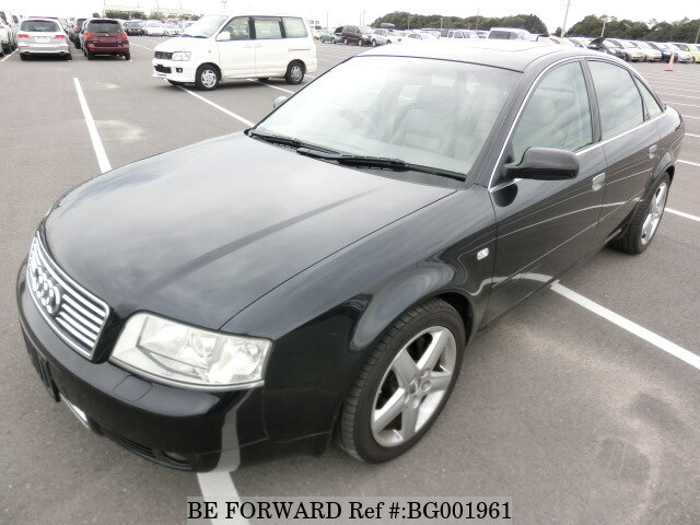 Used 2001 Audi A6 27t Quattrogf 4bares For Sale Bg001961 Be Forward