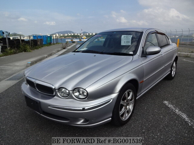 Used 2003 JAGUAR X TYPE BG001539 For Sale
