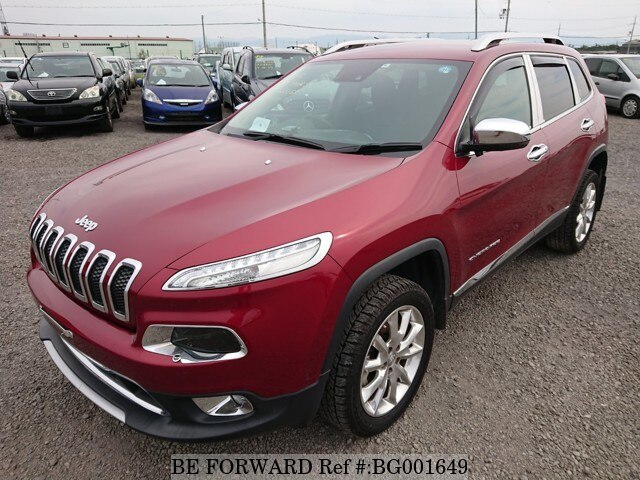 Used 2014 JEEP CHEROKEE BG001649 for Sale