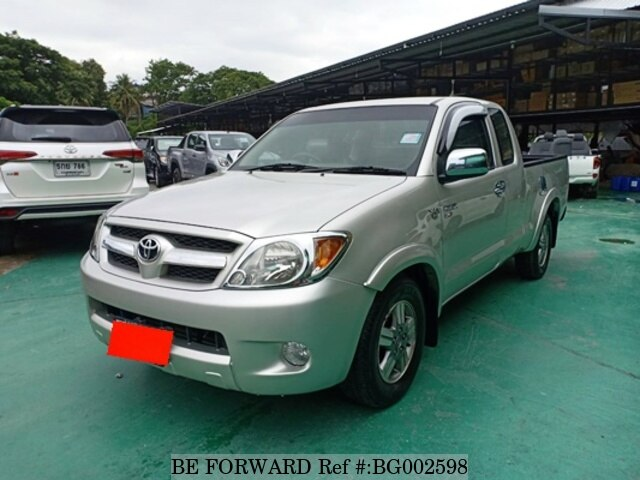 2006 toyota hilux 2 5 kun15r crmsyt d 39 occasion en promotion bg002598 be forward. Black Bedroom Furniture Sets. Home Design Ideas