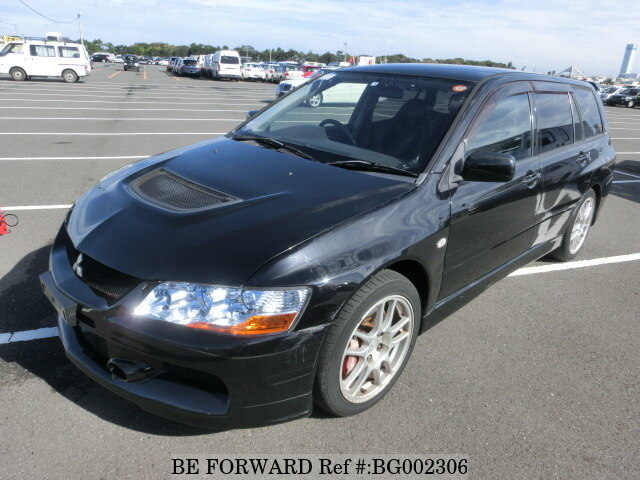 Used 2006 MITSUBISHI LANCER EVOLUTION WAGON BG002306 For Sale