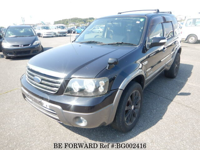 Used 2007 Ford Escape Xlt Aba Lfal3 For Sale Bg002416 Be Forward