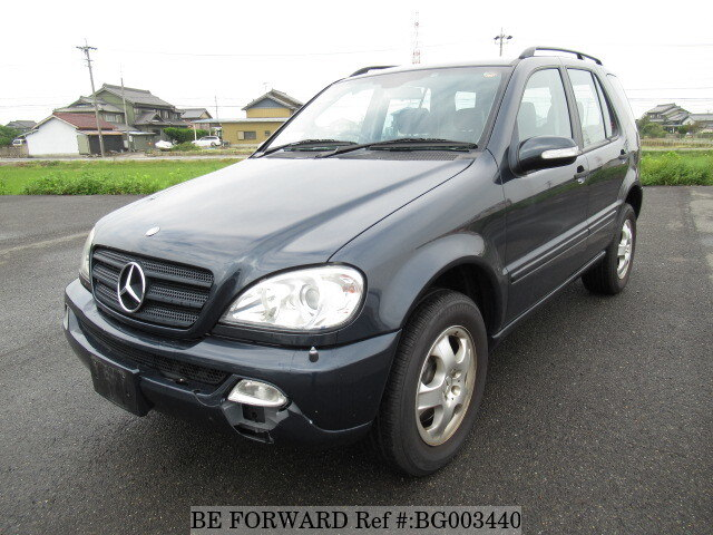 About This 2002 MERCEDES BENZ M Class (Price:$2,964)