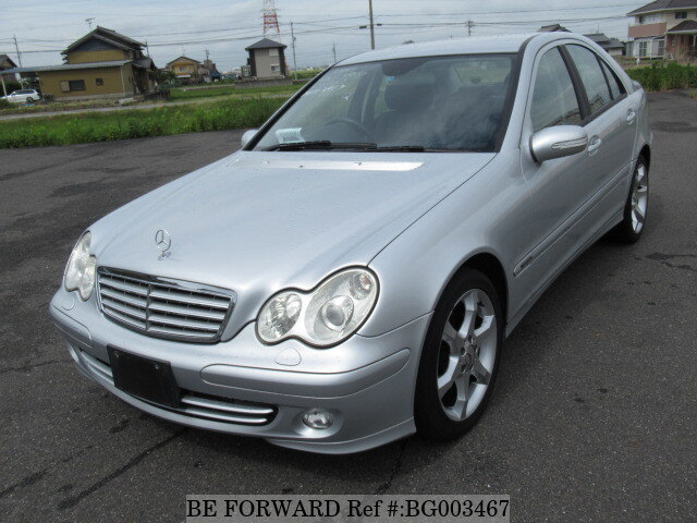 About This 2005 MERCEDES BENZ C Class (Price:$2,600)