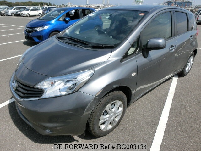 Nissan Note Occasion >> 2014 Nissan Note X Dba E12 D Occasion Bg003134 Be Forward