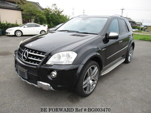 Used 2009 MERCEDES-BENZ M-CLASS BG003470 for Sale