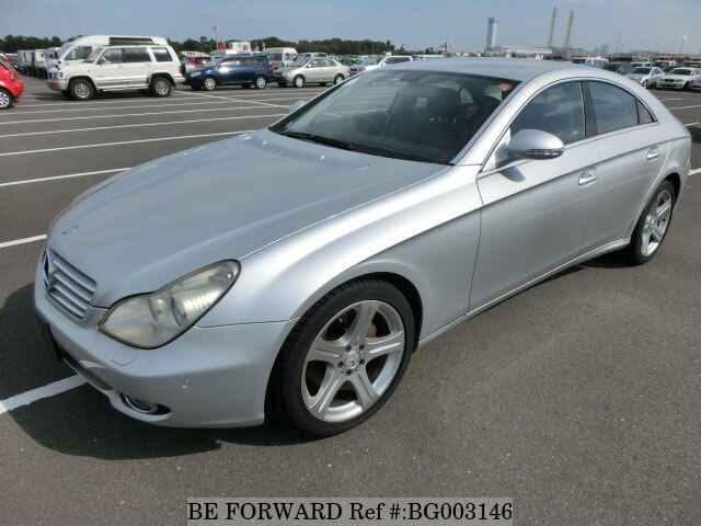 About This 2007 MERCEDES BENZ Cls Class (Price:$3,506)