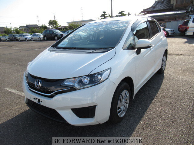 About This 2014 HONDA Fit (Price:$4,665)