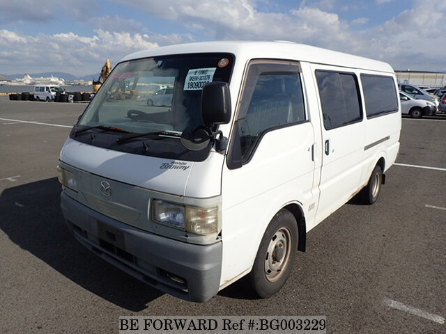 Used 2003 MAZDA BONGO BRAWNY VAN BG003229 for Sale