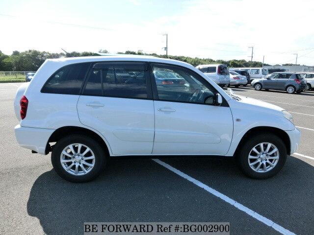 Toyota Rav4 Aca21 >> Used 2004 TOYOTA RAV4 J X LIMITED/CBA-ACA21W for Sale BG002900 - BE FORWARD
