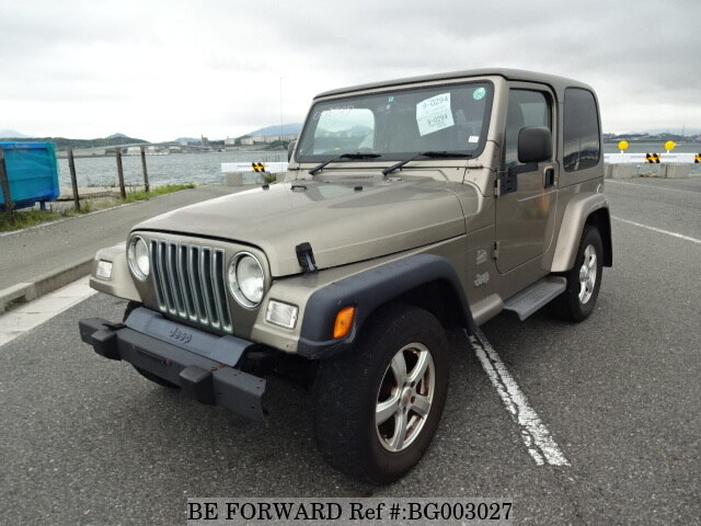 About This 2004 JEEP Wrangler (Price:$3,292)