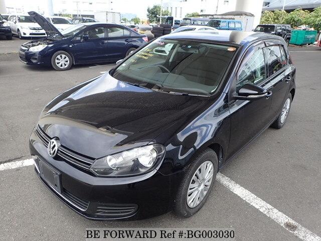Used 2011 Volkswagen Golf Tsidba 1kcbz For Sale Bg003030 Be Forward