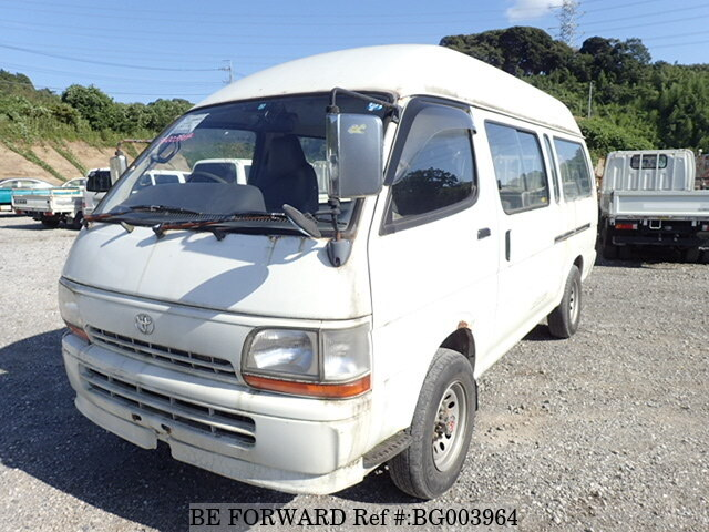 dececb8ef6fd3a Used 1994 TOYOTA HIACE VAN DX U-LH129V for Sale BG003964 - BE FORWARD