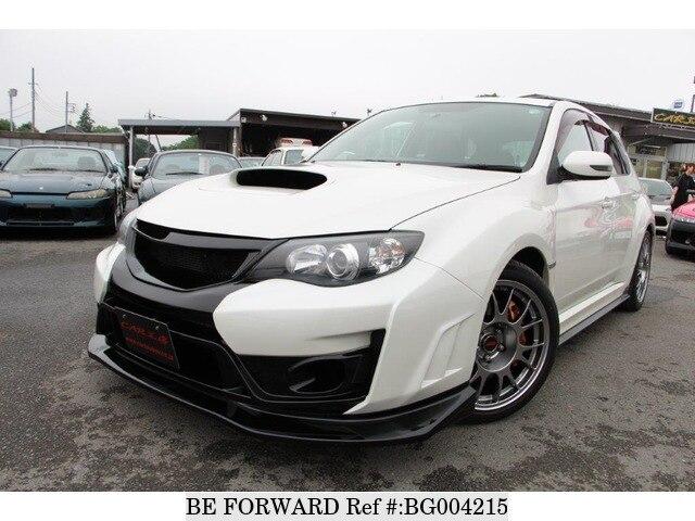 Used Subaru Wrx For Sale >> Used 2011 Subaru Impreza Wrx 2 0 Wrx Sti Spec C 4wd Cba Grb For Sale