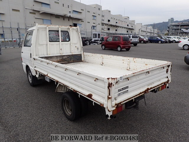 Used 1989 MAZDA BONGO BRAWNY TRUCK/S-SD29T for Sale ...